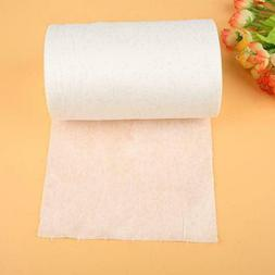 100 Sheets Baby Nappy Cloth Flushable Biodegradable Bamboo L