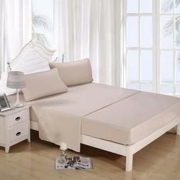 4 pc bed sheet set size full