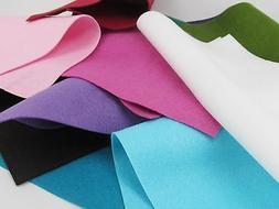 """9""""X10"""" Bamboo Felt Sheets - UPick Color"""