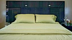 Bamboo Bedsheet 8 Piece Copperx 2000 Luxury Bed Set Silky De