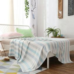 bamboo fiber blanket thin for summer air conditioning blanke