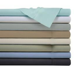 Bamboo Luxury 1800 Count Solid Sheet Set - 4 Pieces