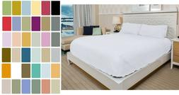 """Bamboo Sheet Set 6 pc 18"""" Deep by LuxClub - Full Queen King"""