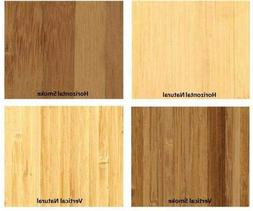Bamboo Veneer Thin 1' Wide x 8' Tall Sheets 4 Colors-Sold in