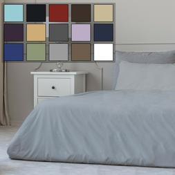 Bed Sheets Deep Pocket 1800 Cotton Feel Luxury Soft Comforta