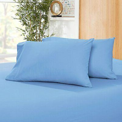 Olympic Sheet 4 Blend Luxury Bed Sheets - Extra