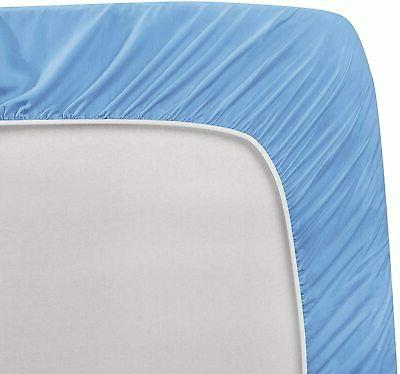 Olympic 4 Piece Bamboo Blend Bed Sheets -