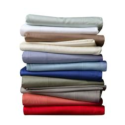 Luxury 100% Viscose Bamboo Cool Softest Bed Sheets and Pillo