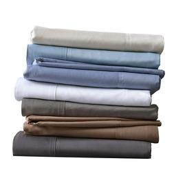 Luxury Bed Sheet Set- Bamboo Hybrid Cotton 300 Thread Count