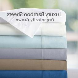 Premium BedVoyage Bamboo Bed Sheets Made of Rayon Viscose fr