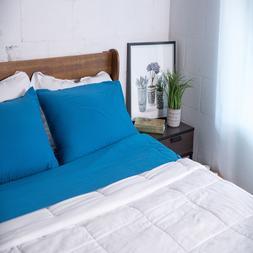 Premium Bamboo Bed Sheets Ultra Soft & Cool Bedding Sheet Se