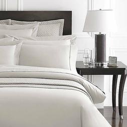 Kassatex Queen Size Luxury 100% Cotton Bamboo 2-pc Pillowcas
